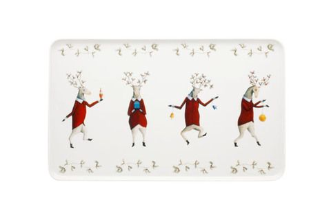 Máxima Site    o habitual bom gosto e um toque de humor traçaram-se as linhas que criaram as peças de Natal Vista Alegre