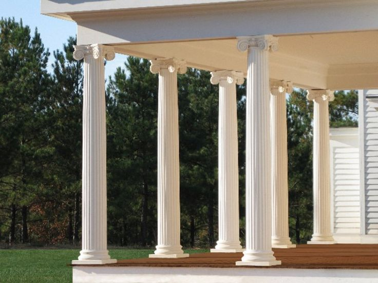 The 25 best Fiberglass columns ideas on Pinterest Porch columns