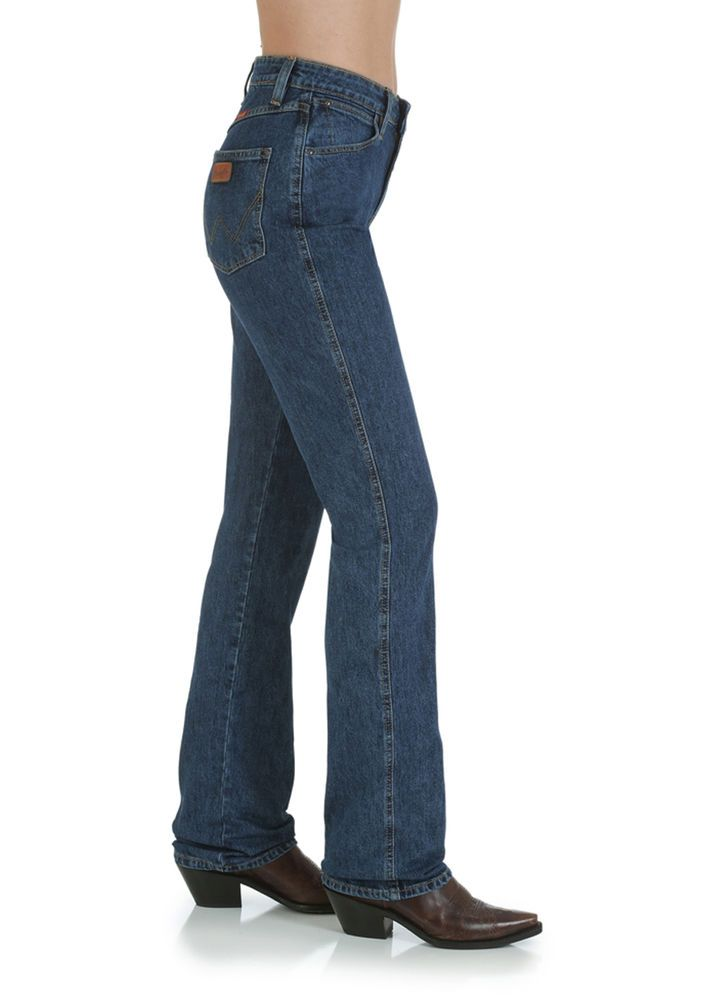 Wrangler | Women's Cowgirl Cut Natural Rise Jeans | Country Outfitter