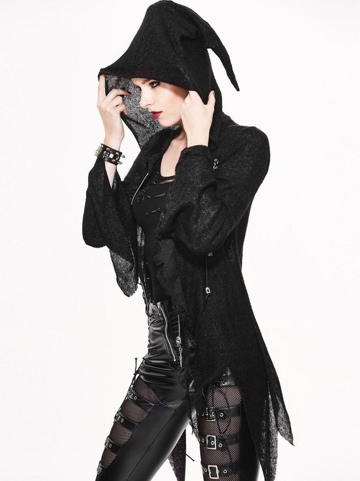 ... Mode auf Pinterest  Gothic Mode, Grufti-Lolita und schwarzes Leder