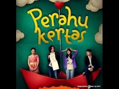 Perahu Kertas - Maudy Ayunda (Lyric) OST.PERAHU KERTAS