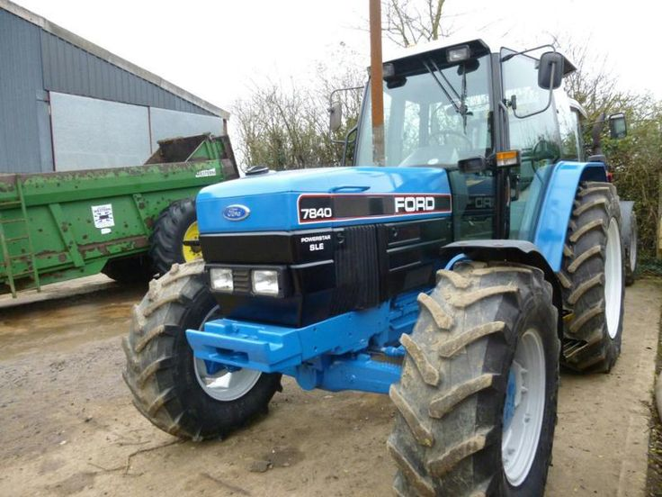 FORD 7840 SLE L REG Photos | Farm Trader Mobile