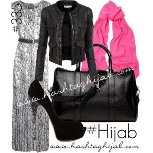 Hashtag Hijab Outfit #335