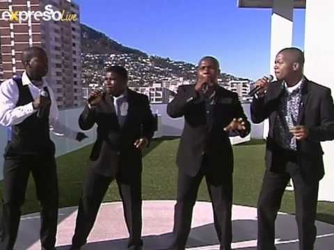 "Gugulethu Tenors Perform ""Pata Pata"" - Xhosa  (Miriam Makeba original) - lovely tenor voices. Try to see them in concert when you are in Cape Town."