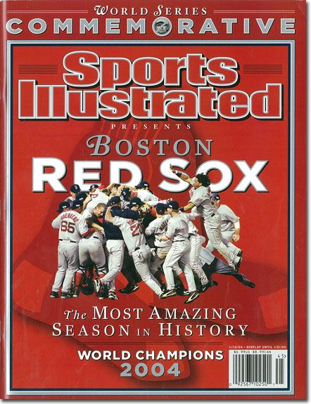 On the Cover: Boston Red Sox, Baseball, Boston Red Sox  Photographed by: Robert Beck / SI