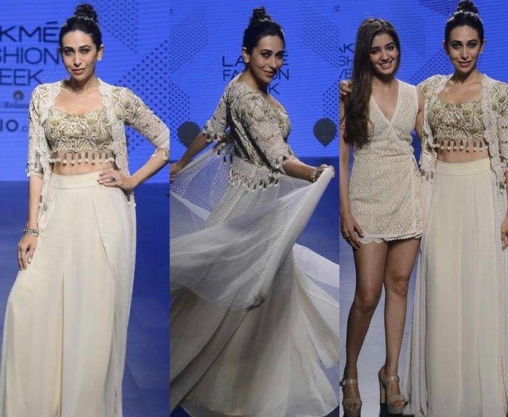Photos,karisma kapoor,lakme fashion week,LFW,arpita mehta,Karisma Kapoor photos,lakme fashion week 2017,lfw 2017,Karisma Kapoor LFW