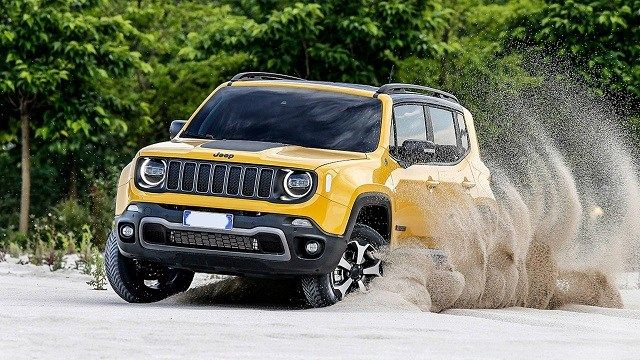 2020 Jeep Renegade Is Adding Hybrid And Phev Fca Confirmed Jeep