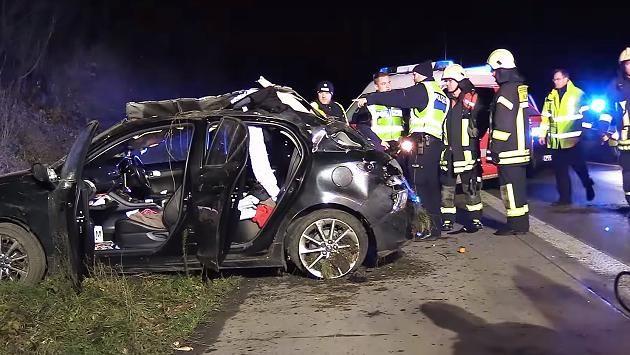 """""""Grauenvoll!"""": Als Junge (6) bei Horror-Unfall stirbt, zücken Autofahrer ihre Handys"""