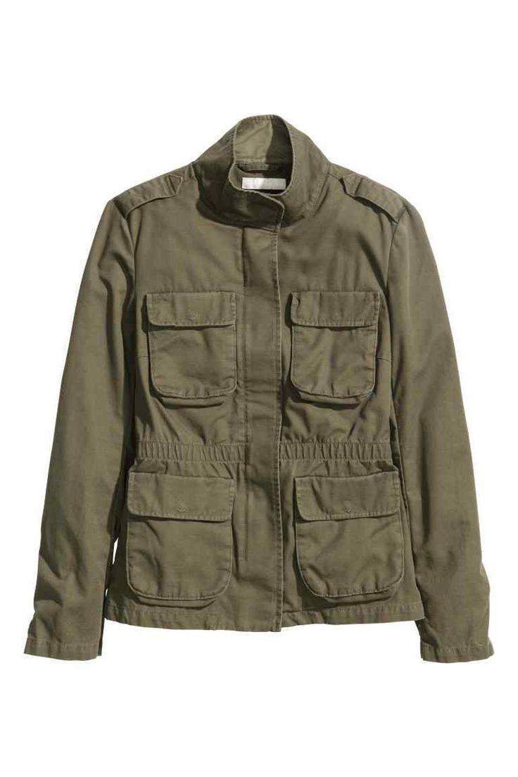 Giacca stile cargo | H&M € 39.99