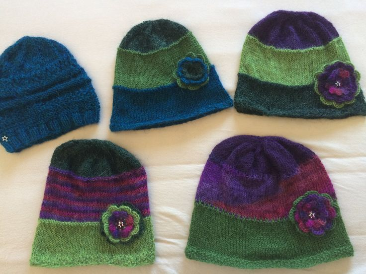 Hats for charity = kreftforeningen
