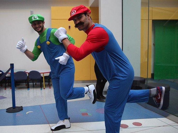 Lui-GJ Kinne and Mario Sanchez can #FlyEaglesFly