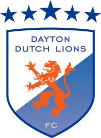 2009, Dayton Dutch Lions (West Carrollton, OH) DOC Stadium Conf Central, Div Great Lakes #DaytonDutchLions #WestCarrolltonOH #PDL (L7529)