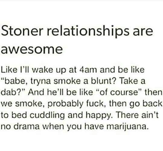 Stoner relationships