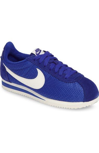 Nike 'Classic Cortez' Sneaker (Women) available at #Nordstrom