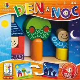 Smart hry - Den a noc