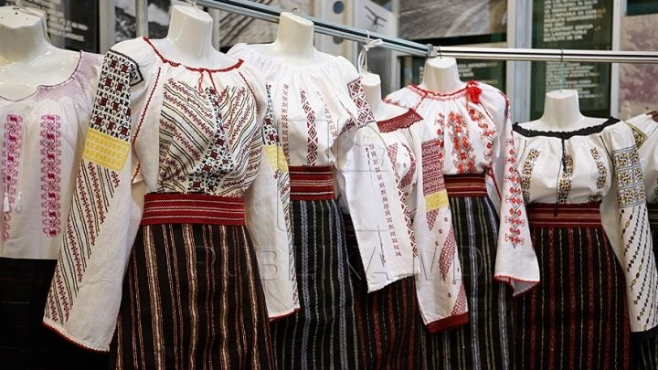 NATIONAL DAY OF FOLK COSTUME  to be celebrated FIRST TIME IN MOLDOVA