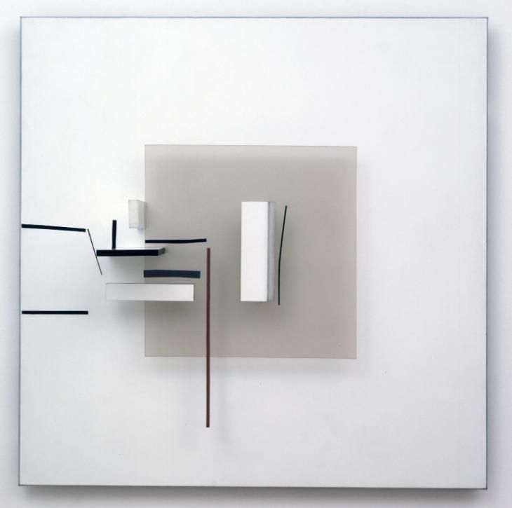 Victor Pasmore, 1965, Synthetic Construction
