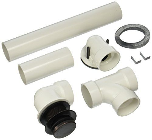 Keeney K630PVCVB Foot Lok Stop Style Bath Drain Kit with Schedule 40 PVC Tubing Venetian Bronze ** Read more reviews of the product by visiting the link on the image.Note:It is affiliate link to Amazon.