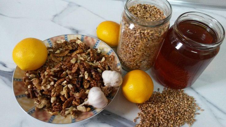 4 чайные ложки этой смеси каждый день в борьбе против рака! Рецепт доктора Х. Мермерски