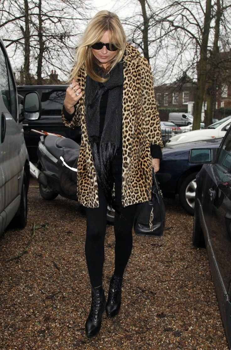I Love Your Style: I ♥ Your Style: Kate Moss CANDID