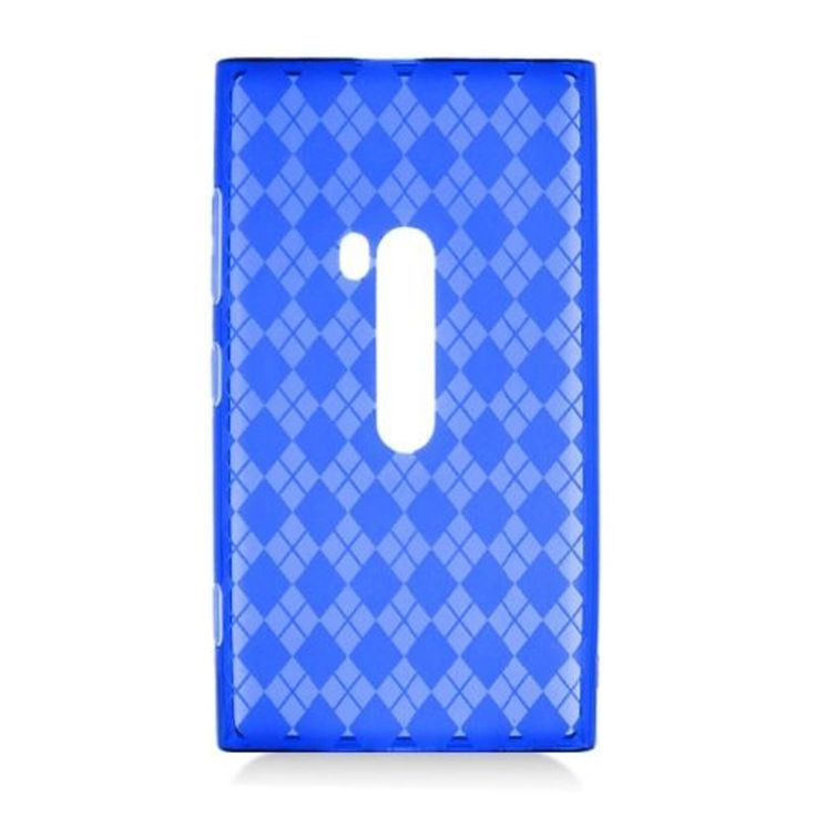 Insten Clear TPU Rubber Candy Skin Case Cover For Nokia Lumia 920 #2330925