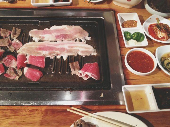 OO-KOOK Korean BBQ in Los Angeles, CA