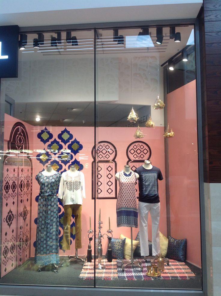 Marakesh window display