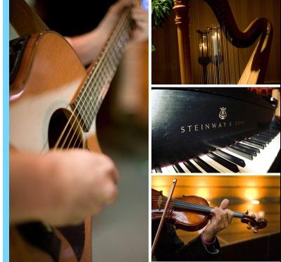 What could make a ceremony more romantic? #minnesotareceptionbands #guitar #liveweddingmusic