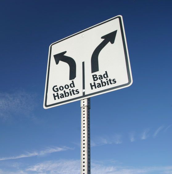 Your Constant Companion... Investing Habits I am your constant companion.