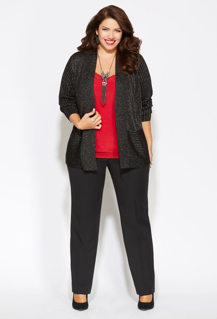 This plus-size work clothes shopping directory is here to help reduce your shopping frustrations, listing a range of apparel to meet business needs from classic suiting to stylish career separates and dresses that fit a variety of budgets. Serving women size 12, 14, 16, 18, 20, 22, 24, 26, 28 and petite and tall size women to