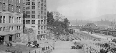 1886... Gastown?