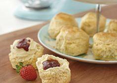 Scones - KitchenAid recipe, makes them so quick and easy!