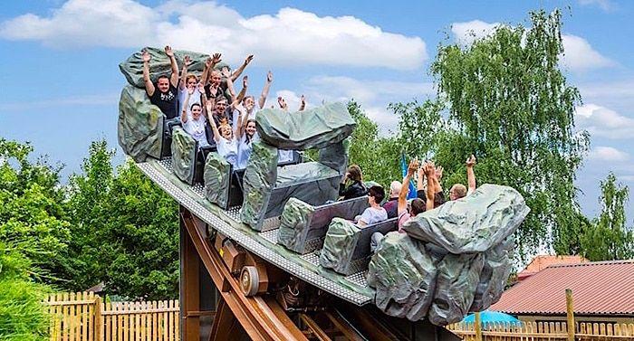 Erlebnispark Steinau An Der Strasse Gutschein 2 Fur 1 Rabatt In 2020 Freizeitpark Steinau An Der Strasse Heide Park