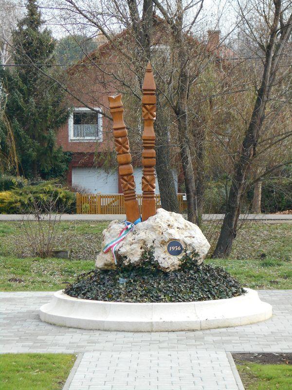 1956-os kopjafás emlékmű (Páty) http://www.turabazis.hu/latnivalok_ismerteto_3377 #latnivalo #paty #turabazis #hungary #magyarorszag #travel #tura #turista #kirandulas