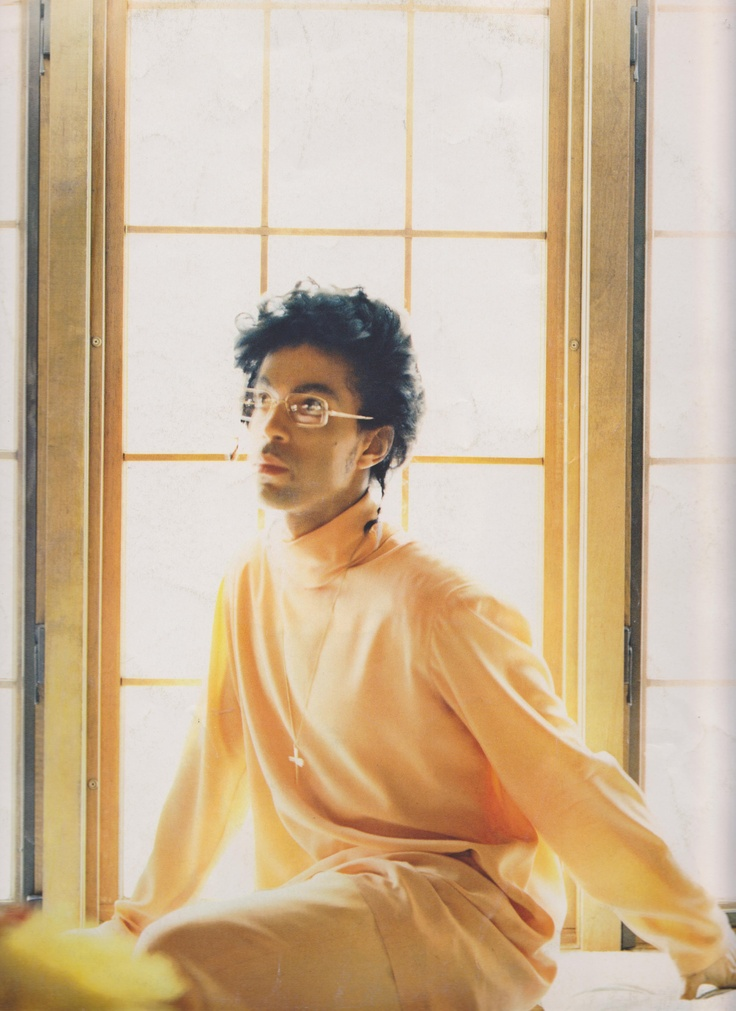 Prince - Sign O The Times Era
