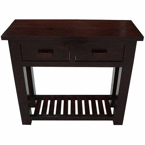Tesco direct: Homescapes Mangat Small Console Table