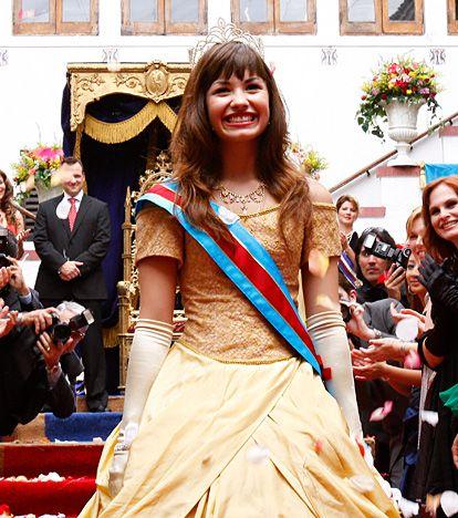 Demi in Princess Protection Program (2009)