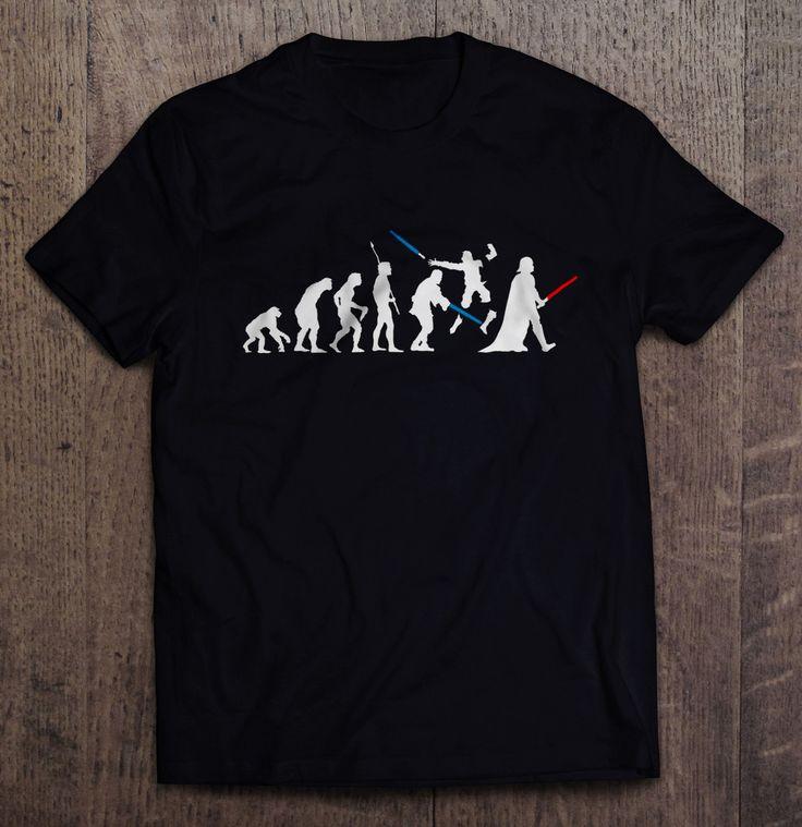Star Wars - The Evolution Of Vader T Shirt
