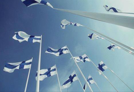 flag days in finland
