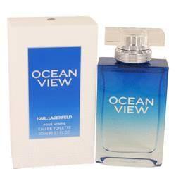 Ocean View Eau De Toilette Spray By Karl Lagerfeld