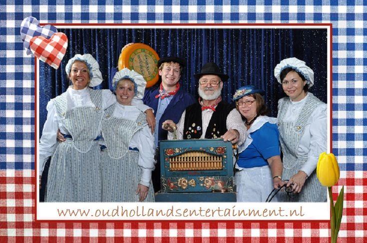 Oud Hollands Themafeest * Drive in show of Troubadour Leon,  * Ontvangst met Draaiorgel en blokjes Hollandse Kaas, * Volendamse Fotoshoot (4 uur) in traditionele kostuums of Nostalgische Fotograaf, * Rembrandt van Gein (Karikaturist) of Schoenpoetser(4 uur) en  * 10 Oud Hollandse Spelen * Goochelaar (4 uur) of Nar en Dorpsgek (4 uur), beide mobiel, * Kaas Proeverij en Snoepkraam (4 uur)