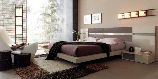 17 mejores ideas sobre muebles de dormitorio marr n en - Habitacion marron ...