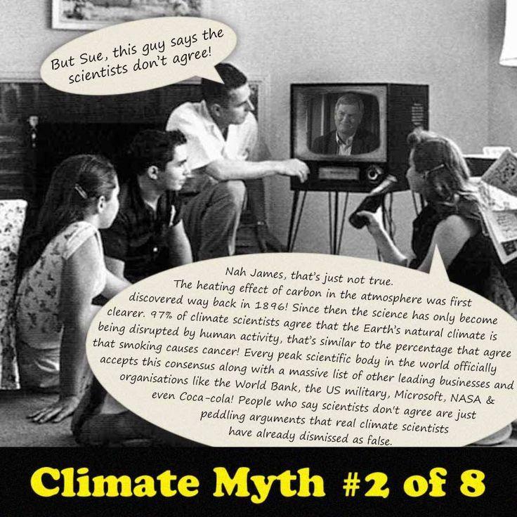 climate change myth #2