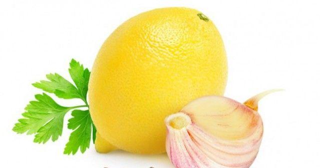 Limon suyu ve sarımsağın inanılmaz mucizesi! Sağlığınız için senede bir kere yapın