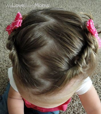 how to style infant hair 34 best images about peinados de ni 241 a 3576