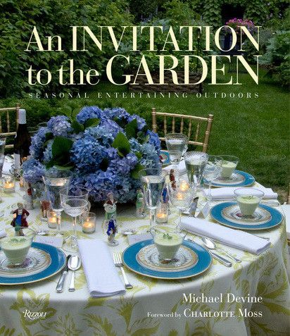 Favorite Books: An Invitation To The Garden By Michael Devine