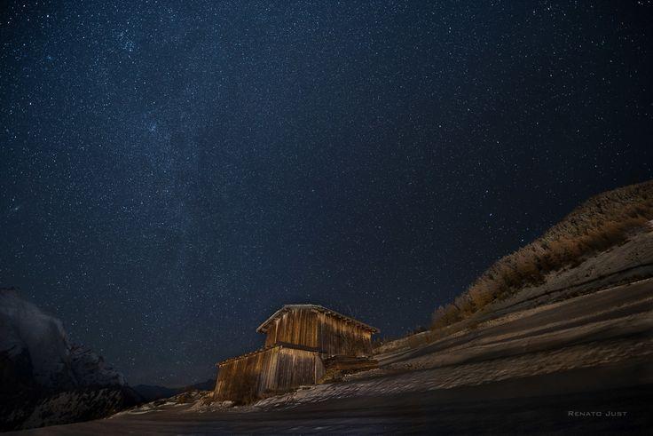 stargazing in Tirol