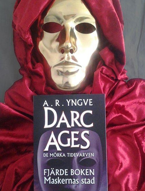 En bok om masker och hemligheter...