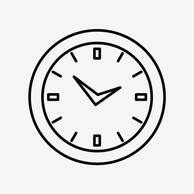 Vector Horloge Icône, Horloge Clipart, Horloge Des Icônes, Horloge Icône  PNG et vecteur pour téléchargement gratuit | Telephone icone, Horloge, Icone  png