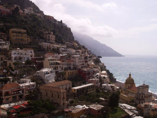 south italy - amalfi